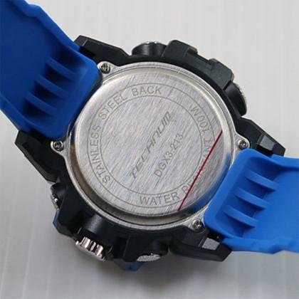 Technum Design Sport Blue Men Watch Dgx3.213