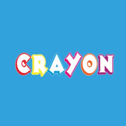 CRAYON  CR3.218 BLUE